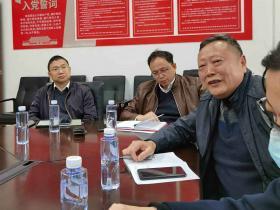 思政部与深职院马克思主义学院开展新教师交流会