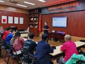 思政部党支部与龙辉社区党支部开展共建活动